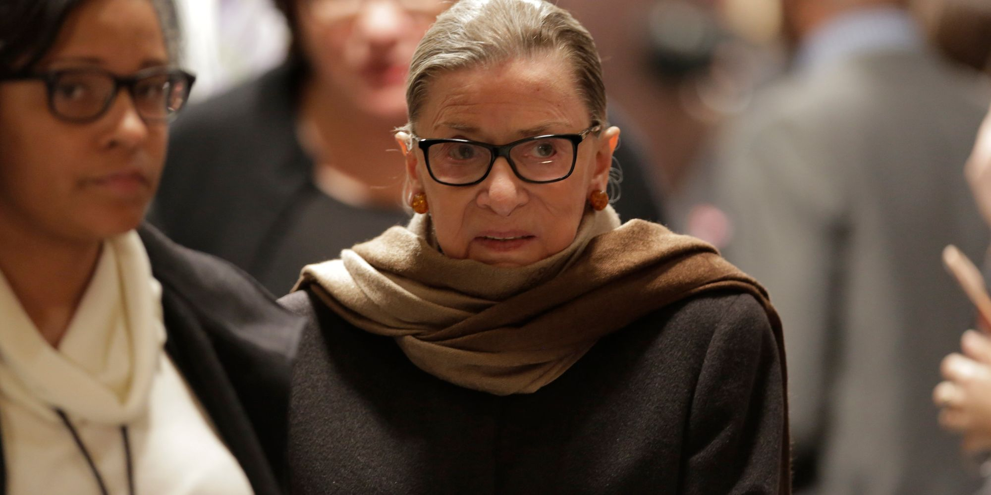 Ruth Bader Ginsburg Says Her Recent Statements On Donald Trump Were 'Ill-Advised'
