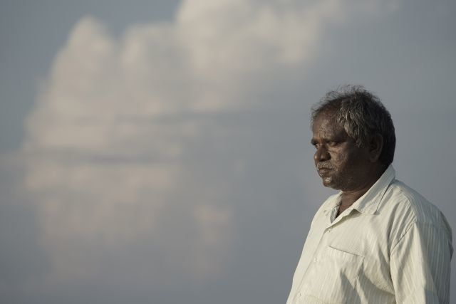 Chacha is a third generation boat pilot on the Brahmaputra.
