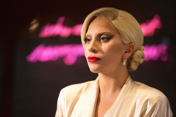 Gaga won the Golden Globe in January, but her breathy turnas a vampiric hotel countess didn'ttransfer to the Emmy