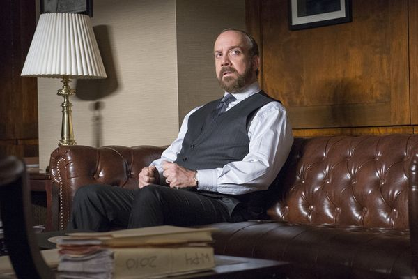 Paul Giamatti as astateattorney with a penchant for BDSM? What more do you need, Emmys?