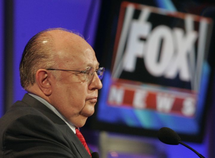 Roger Ailes, chairman and CEO of Fox News, in 2006.