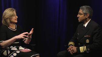 U.S. Surgeon General Dr. Vivek Murthy spoke with Arianna Huffington about the importance of emotional well-being.