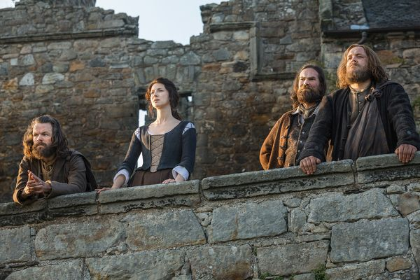 """Outlander"" fans, there is still no justice."