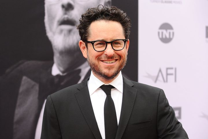 """Star Trek Beyond"" producer J.J. Abrams appears in Hollywood on June, 9, 2016."