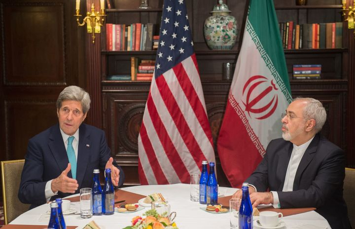 Can the diplomatic breakthroughs achieved by Secretary of State John Kerry and Foreign Minister Mohammad Javad Zarif last aft