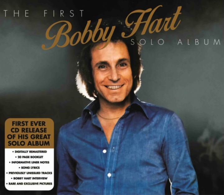 Bobby Hart / <i>The First Bobby Hart Solo Album</i>
