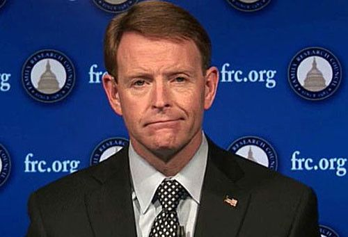 "Tony Perkins of the Family Research Council led the GOP to support the fraudulent practice of ""ex-gay"" therapy in its platfor"