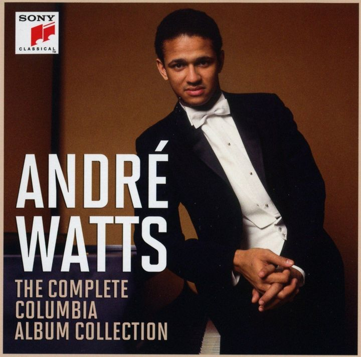 André Watts / <i>The Complete Columbia Album Collection</i>