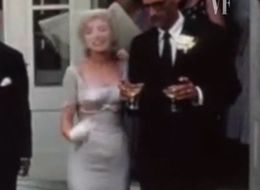 Watch Never-Before-Seen Footage From Marilyn Monroe's Third Wedding