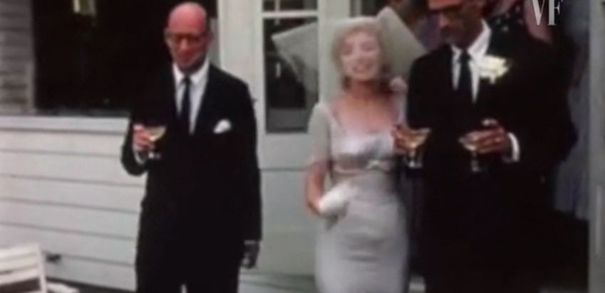 Watch Never-Before-Seen Footage From Marilyn Monroe's Third