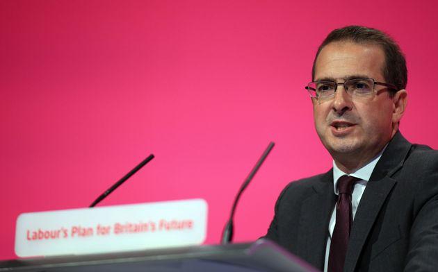 Owen Smith Warns The Labour Party Faces 'Dangerous'