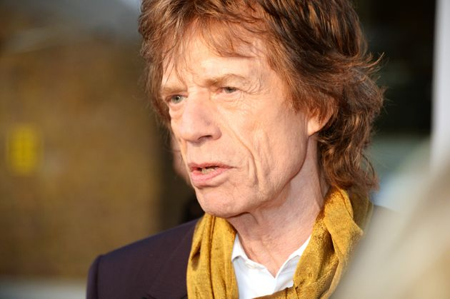 Mick Jagger To Become A Father For The Eighth Time At The Age Of