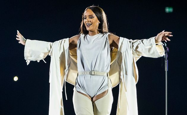 Rihanna had been due to play in Nice