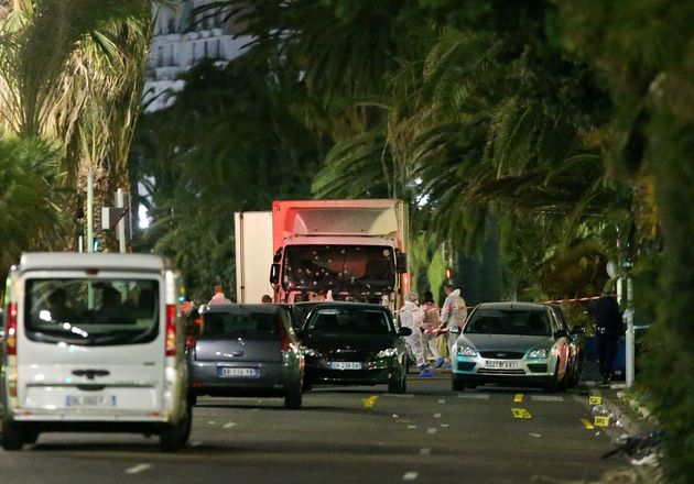 Over 80 people were killed in the Nice terror