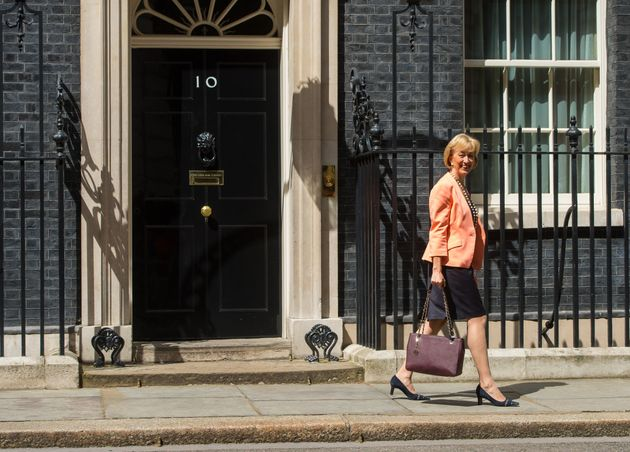 Andrea Leadsom Says It Is 'Sensible' Not To Let Men Look After Children As They May Be