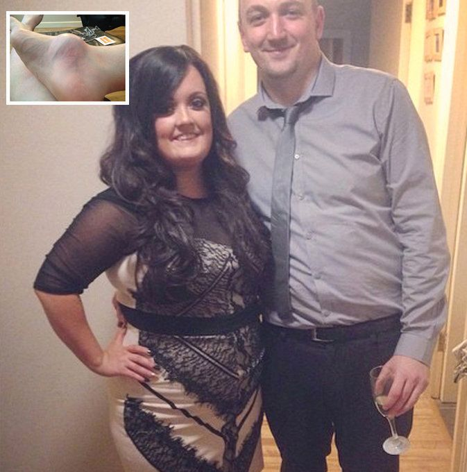 Cancer Survivor Hid Golf Ball-Sized Lump From Boyfriend For 2 Years, But Showing Him Saved Her