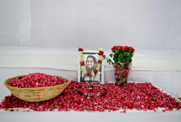 Photograph of Bangladesh restaurant attack victim Tarishi