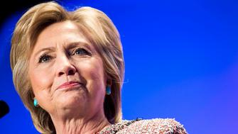WASHINGTON, DC -  Democratic Presumptive Nominee for President former Secretary of State Hillary Clinton speaks during the LULAC National Convention at the Washington Hilton in Washington, DC on Thursday, July 14, 2016. (Photo by Melina Mara/The Washington Post via Getty Images)