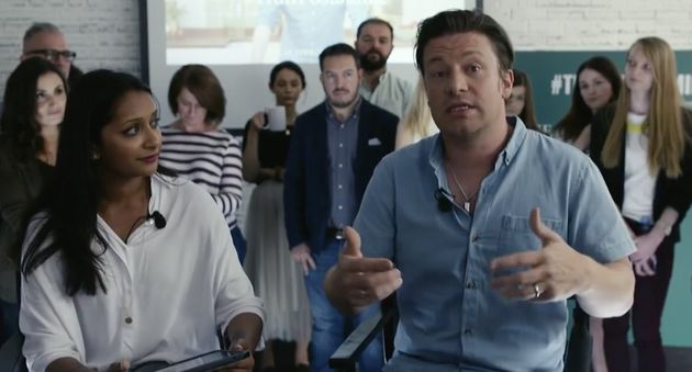 Jamie Oliver Reveals The Biggest Problem Parents Face When Feeding Their