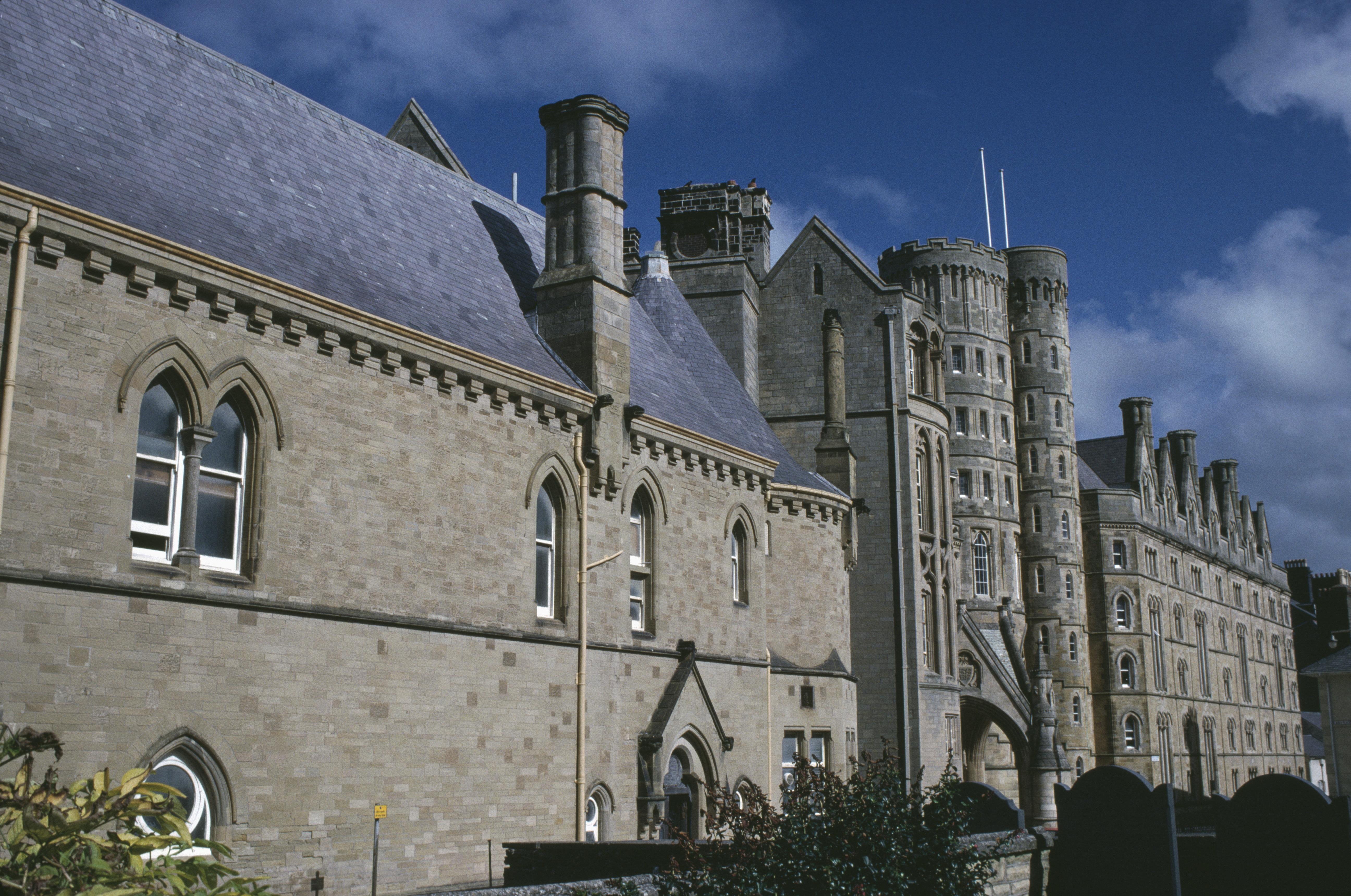 Aberystwyth University has seen more than European 100 studentswithdraw their