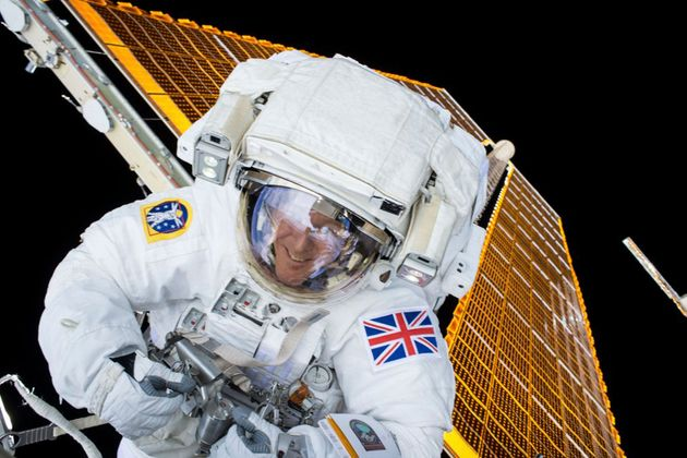 Astronaut Tim Peake Says Brexit Will Affect British