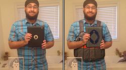 Sikh Man Wrongly Gets The Blame For Nice Attacks..