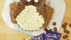 How To Make A Kid-Friendly Chocolate Owl Cake