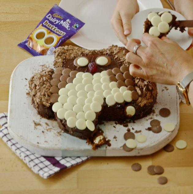 How To Make A Kid-Friendly Chocolate Owl