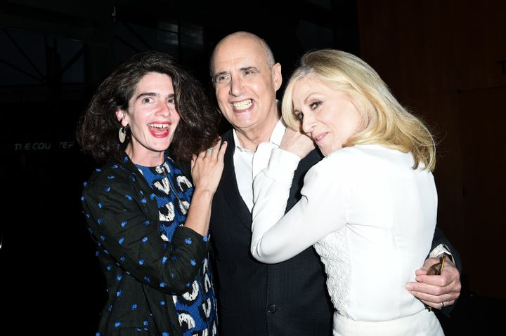 "Gaby Hoffmann, Jeffrey Tambor, and Judith Light from ""Transparent."""