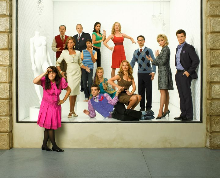 "An ""Ugly Betty"" promo."