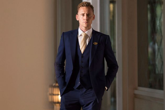 Tom as Jonathan Pine in 'The Night