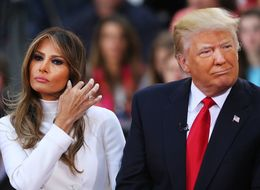 Donald Trump's Wife Says They Never Fight. Here's Why That's Not Good