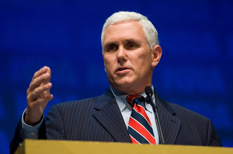 "In March 2015, Pence <a href=""https://www.huffpost.com/entry/indiana-governor-mike-pence-anti-gay-bill_n_6947472"">signed"