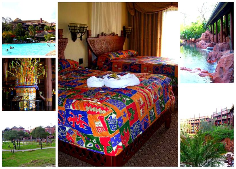 <strong>Disney's Animal Kingdom Lodge, Orlando</strong>