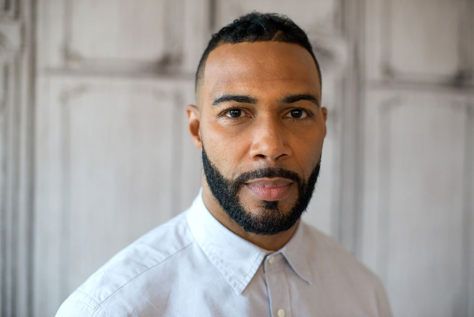 NEW YORK, NY - JULY 13:  Actor Omari Hardwick attends the AOL Build Speaker Series to discuss 'Power' at AOL HQ on July 13, 2