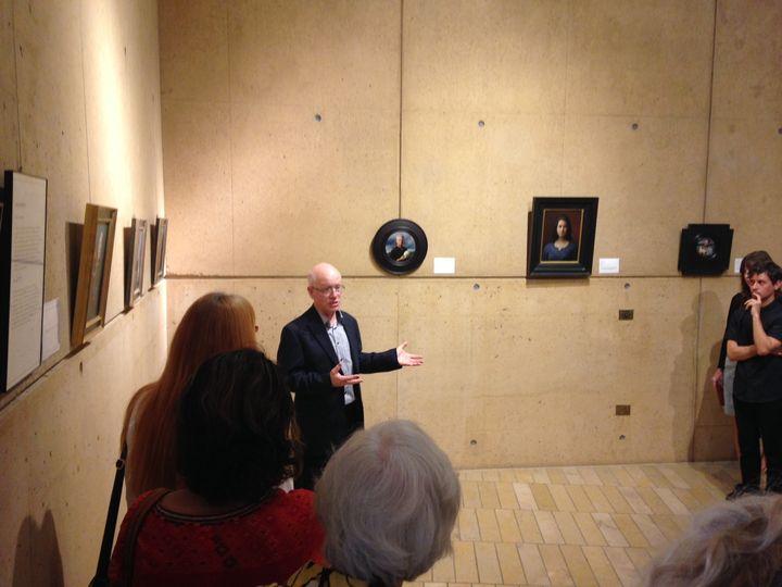Jon Swihart discusses his portraits
