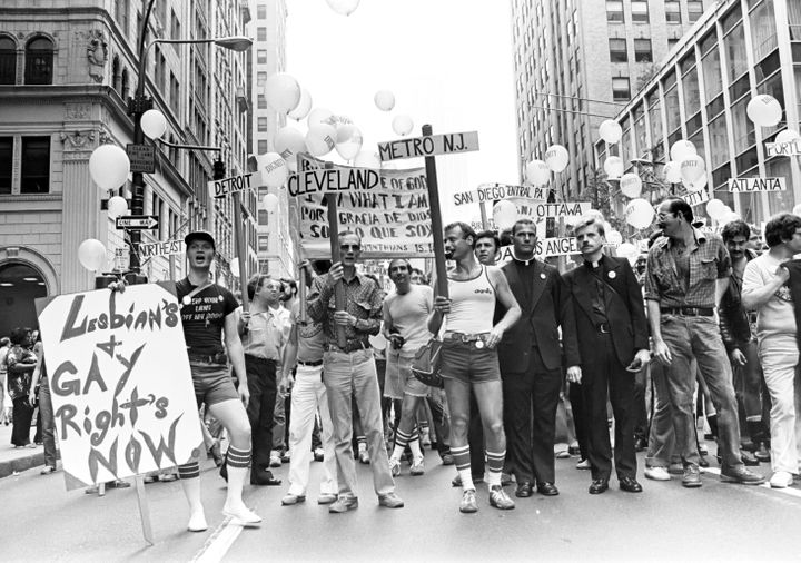 The Reagan Years 1980s AIDS Strikes Gay Rights Movement.