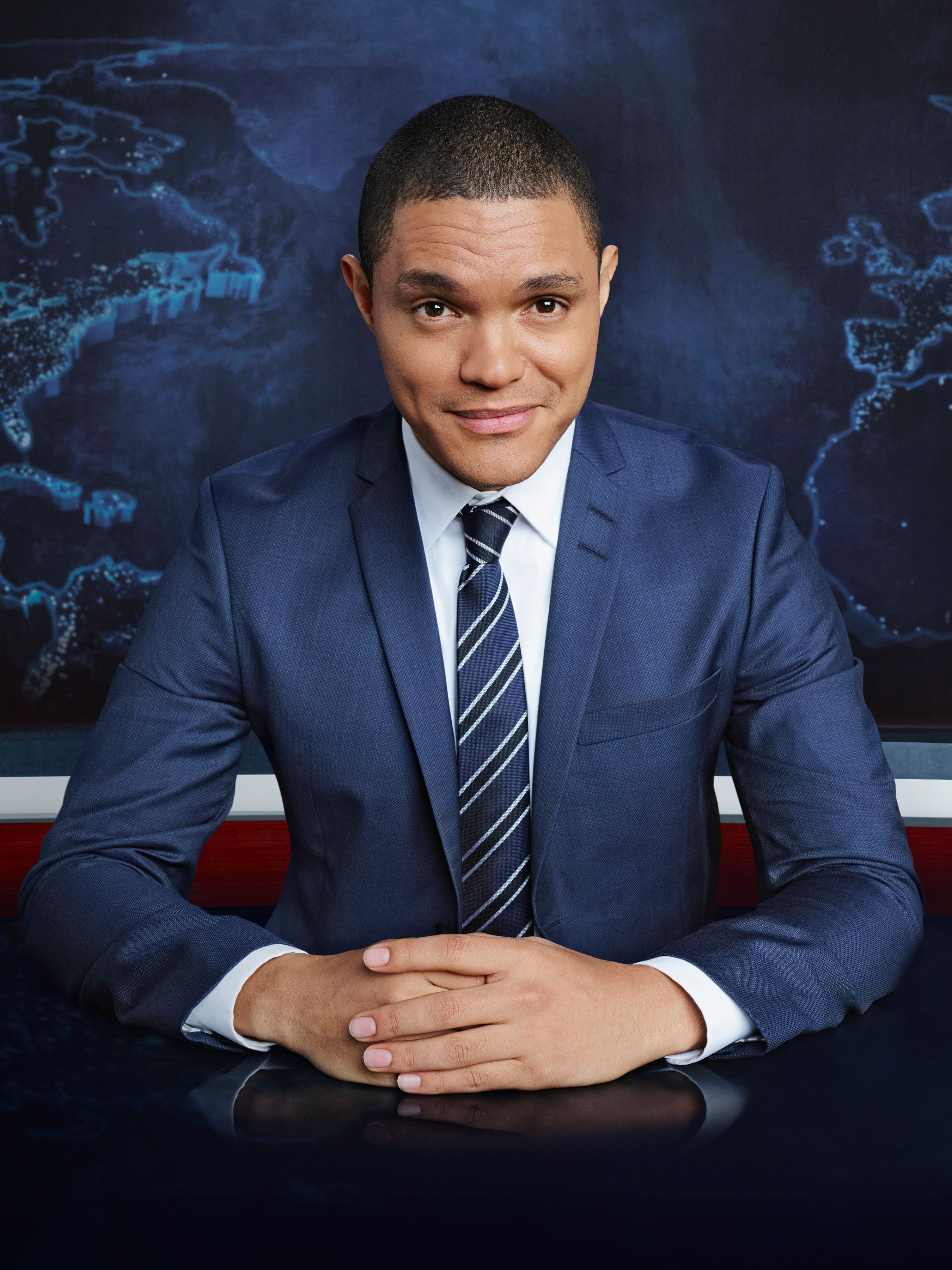 """Trevor Noah, host of """"The Daily Show,"""" defended President Barack Obama in an interview with The Huffington Post."""