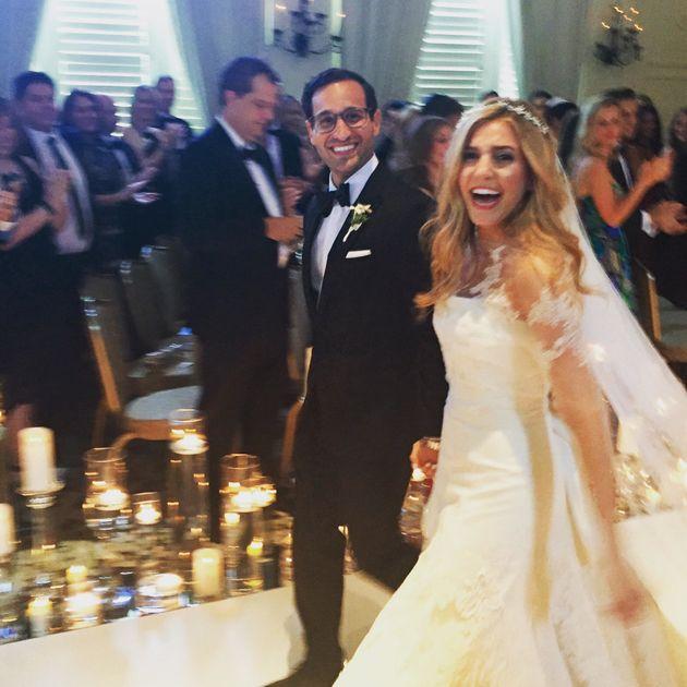Courtney dwyer wedding