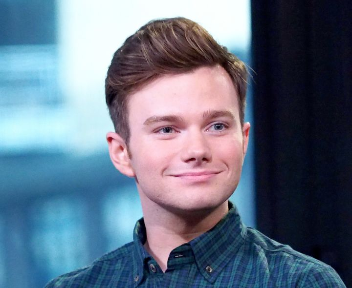 """""""I remember as a kid secretly looking up to her,"""" Colfer said of Hillary Clinton"""