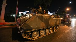 Turkey In Chaos After Coup Attempt Erupts In
