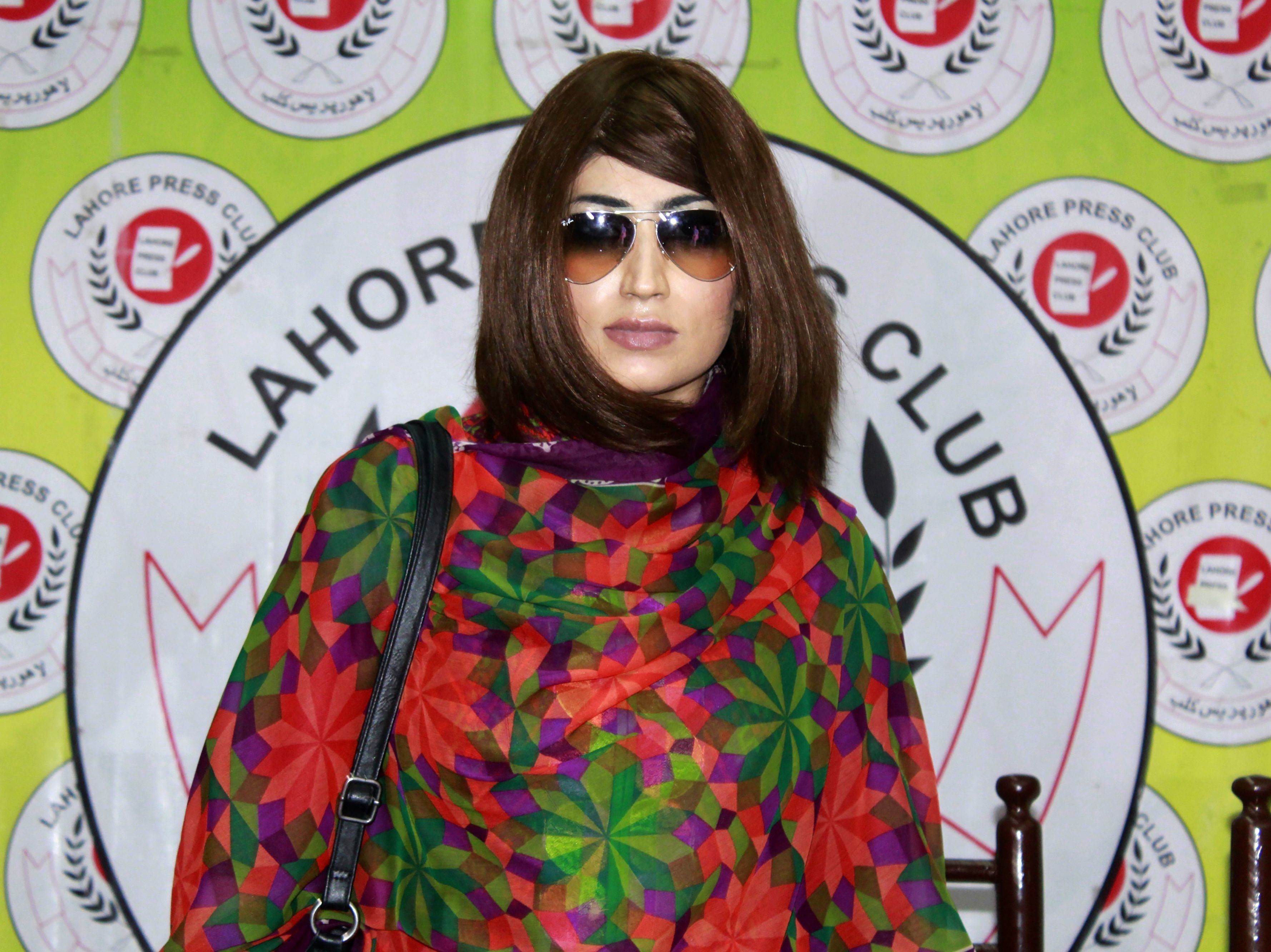 Qandeel Baloch is believed to have died in an apparent 'honour