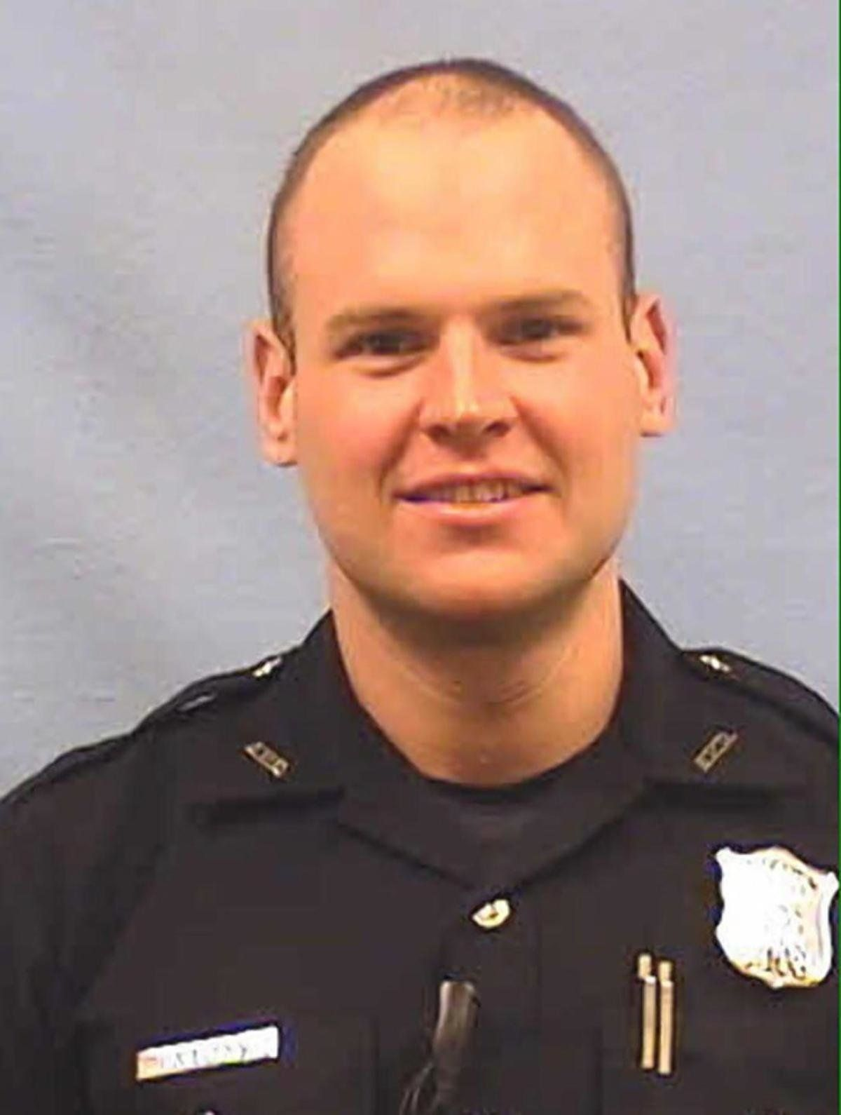 Officer James Burns was fired and now faces a slew of charges in the shooting death of DevarisCaine Rogers, an unarmed