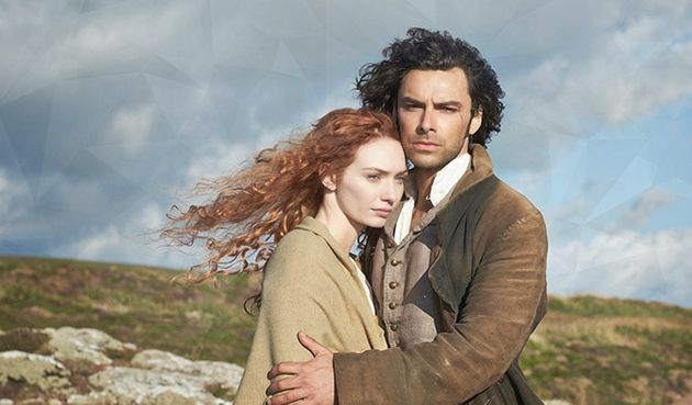 Ross Poldark and wife Demelza will be back on our screens in