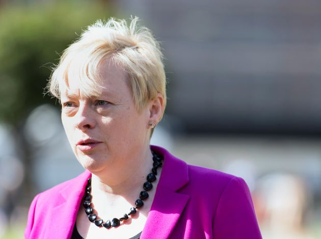 Angela Eagle warned that Labour risks becoming the new 'nasty