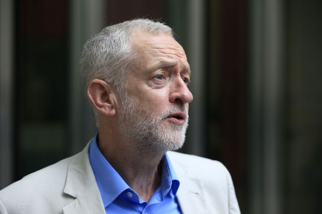 Eagle is challenging Corbyn for the leadership of the Labour