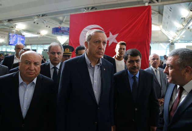 Turkish President Recep Tayyip Erdogan immediately laid blame for the coup on followers of the Sunni...