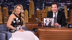 Blake Lively Shares Cute Video Of Daughter Calling Jimmy Fallon