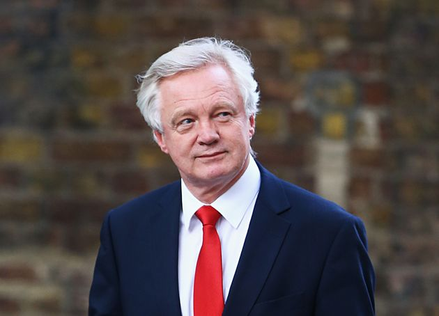 David Davis was appointed to head up the new Brexit