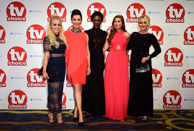 'Hollyoaks' stars aren't happy with the